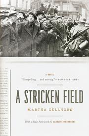 a-stricken-field