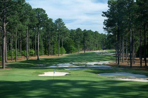 Pinehurst No. 9 - 16th hole