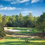 Pinehurst No. 2 hole 9