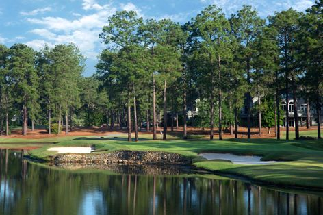 Pinehurst No. 9 - 18th hole