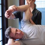 Golfer's Massage