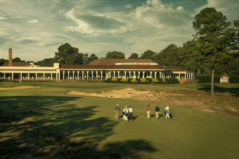 Pinehurst Country Club exterior