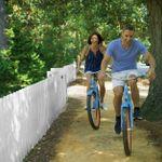 Biking in the Village of Pinehurst