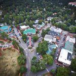 Village of Pinehurst aerial view