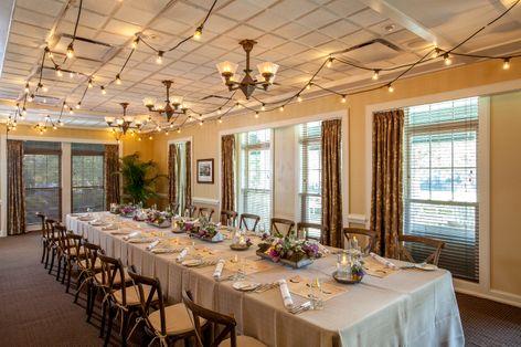 Kendall Room - Carolina Hotel