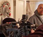 Tony Balances TV interviews
