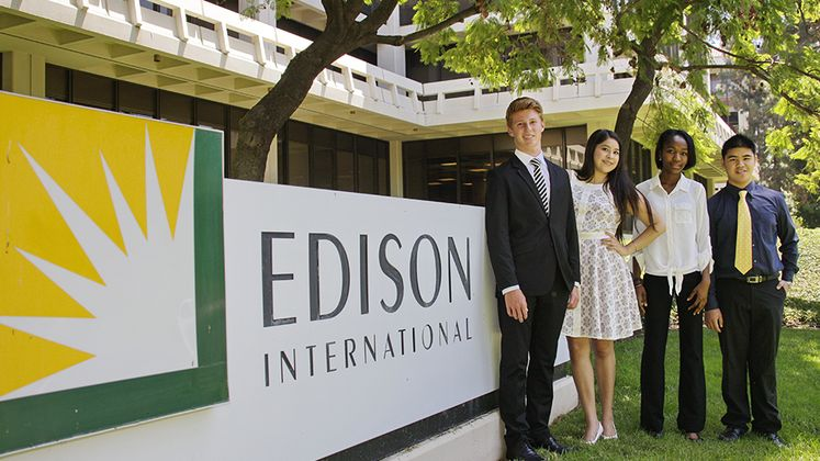 Edison Scholarship Winners