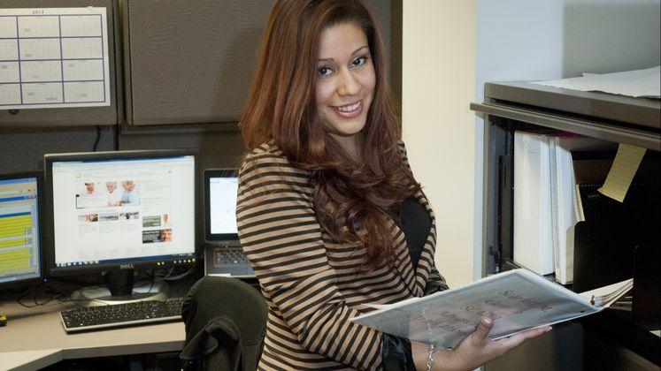 Scarlett Carrillo Edison Scholar