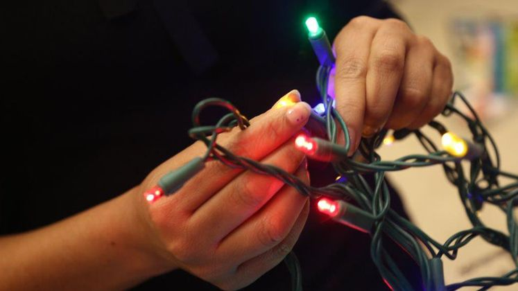 Holiday Lighting Removal Safety