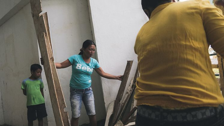 Typhoon Haiyan recovery