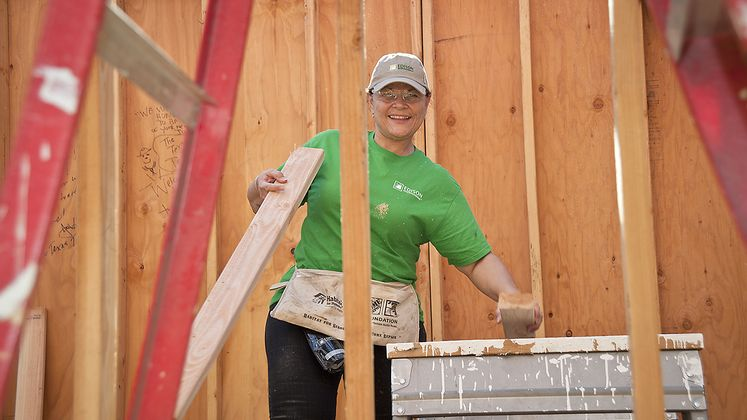 Habitat for Humanity - Chin