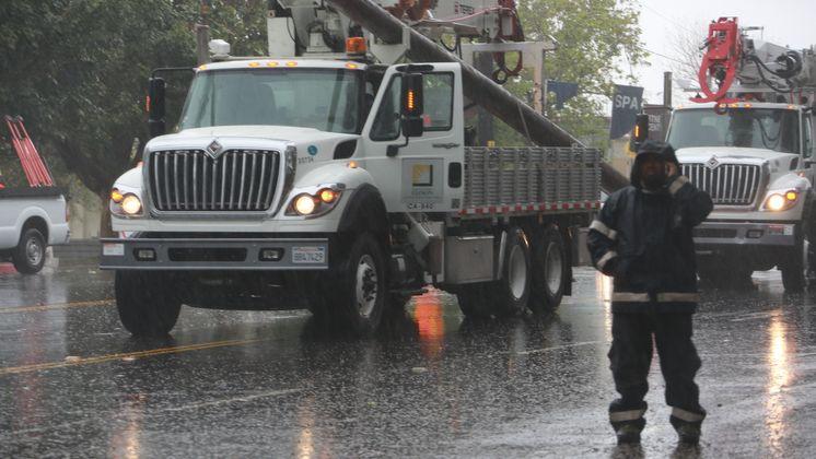 Storm Response - Crews