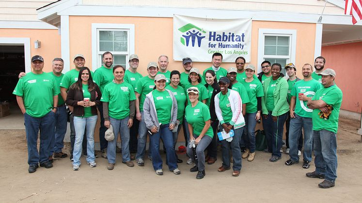 T&D and Habitat for Humanity
