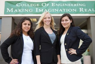 Helping to Narrow the Gender Gap for Female Student Engineers