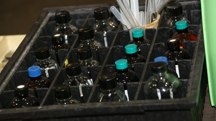 Chemical Lab Donations