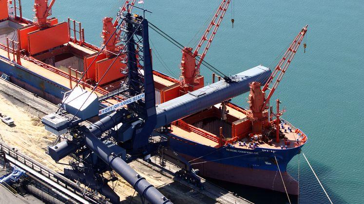 Electrification of Long Beach Port