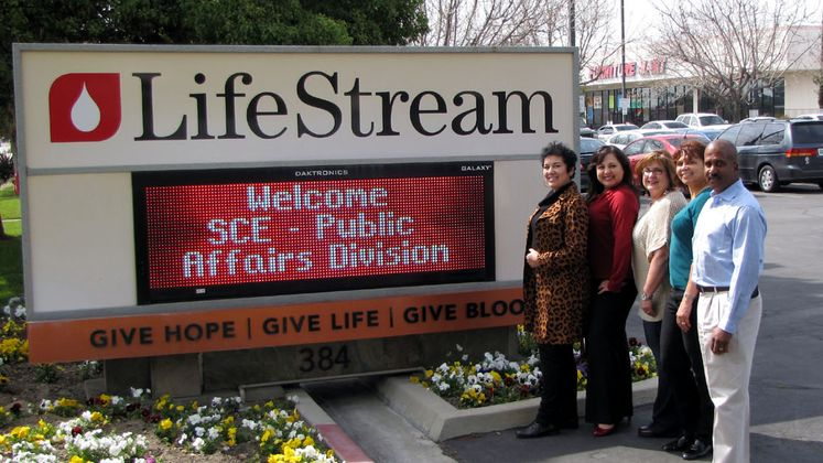 LPA visits LifeStream