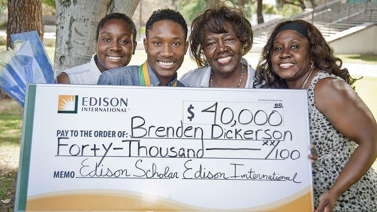 Edison Scholars 2014