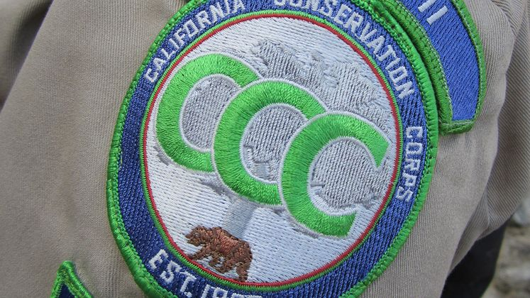 California Conservation Corps Veterans Program