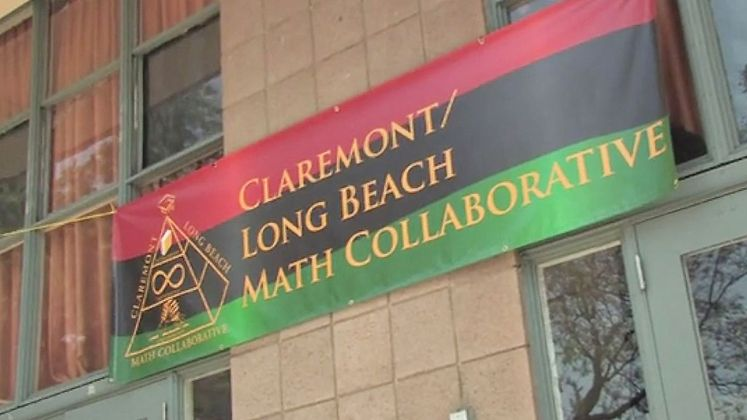 Claremont-Long Beach Math Collaborative