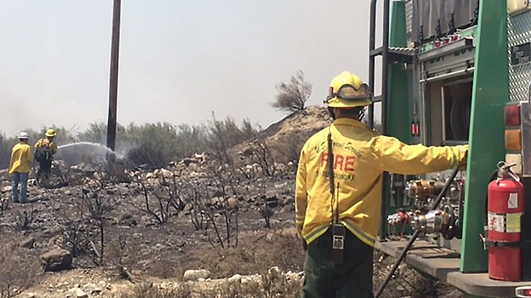 Etiwanda Fire