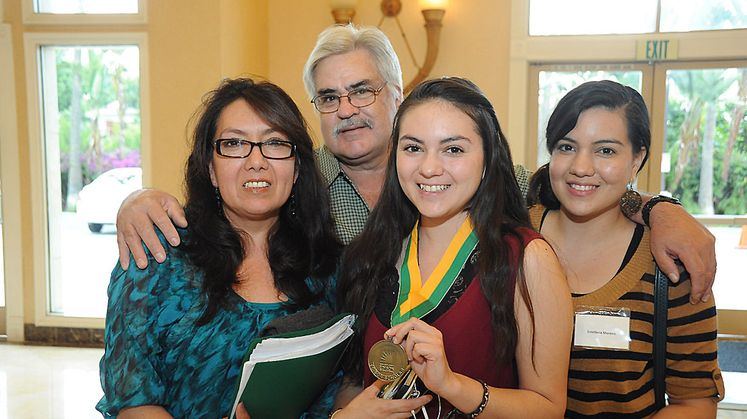 Edison Scholars Reception 2014