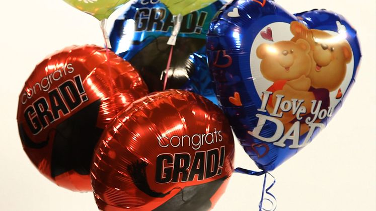 Balloon Outages: Deflate Them Around Father's Day, Graduations