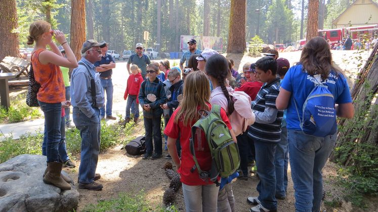 SCE's 'Science Days' Teach Lessons in Nature, Science