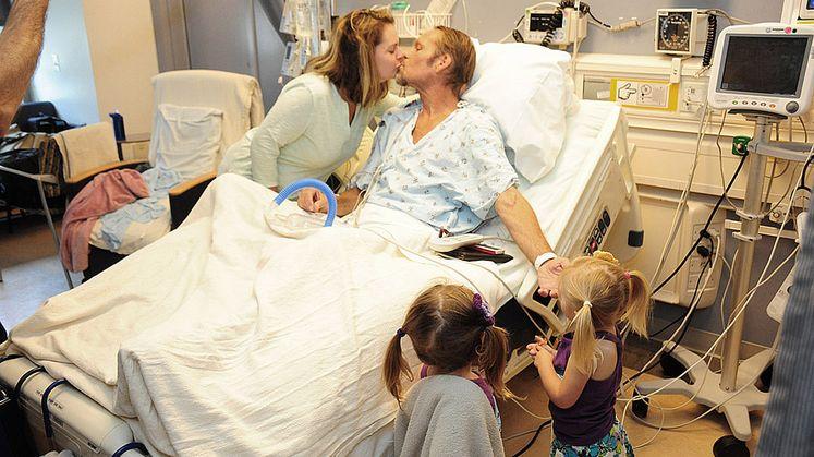 Tony Bollin Gets New Kidney