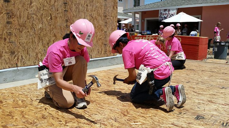 Power Women Power Tools - Habitat for Humanity