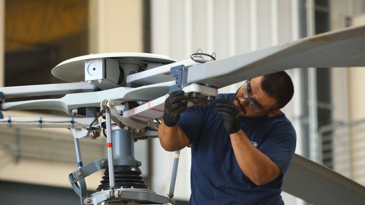SCE's Air Ops Mechanics