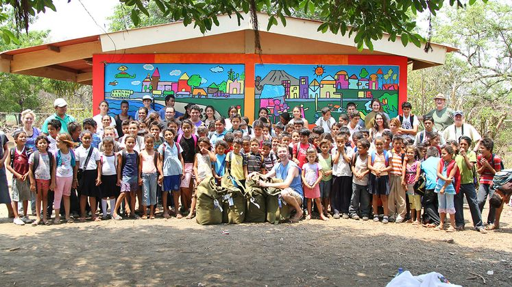 Westerly School Visits Nicaragua