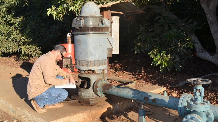 pump test