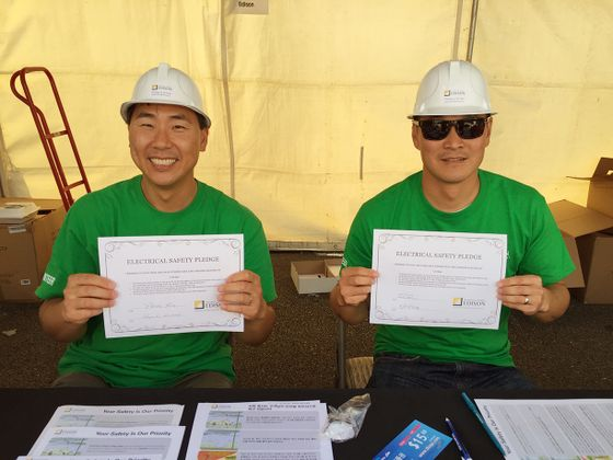 Korean American community and electrical safety