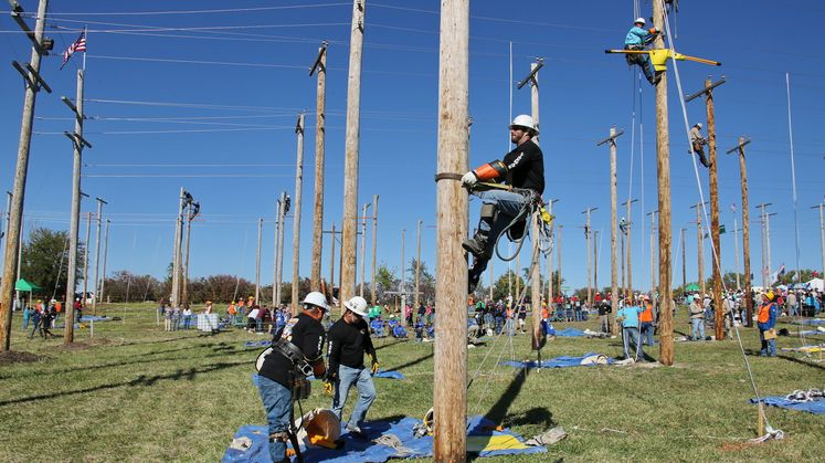 International Lineman's Rodeo 2014