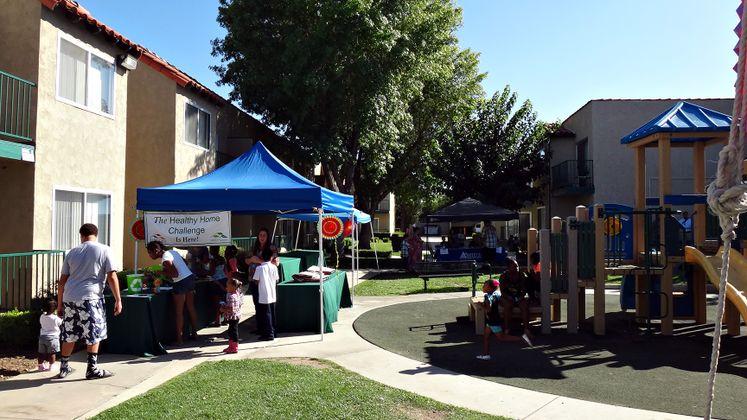 Multifamily Affordable Solar Housing Program