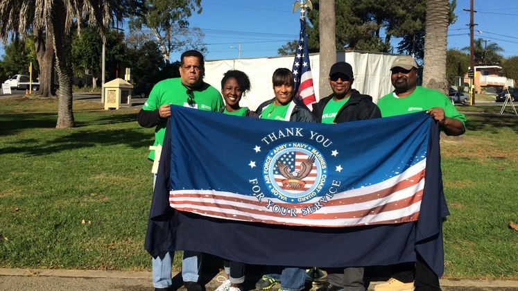 Habitat for Humanity - Veterans