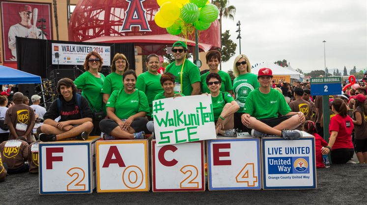 OC United Way Walk