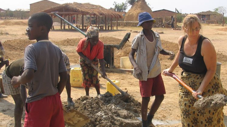 Habitat for Humanity Global Village program