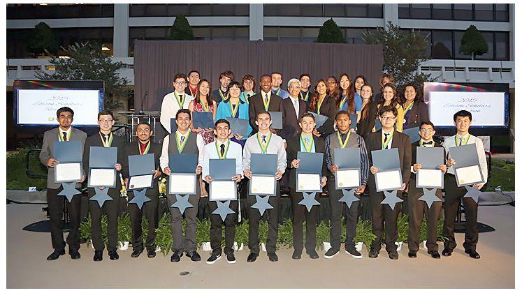 Edison Scholars Reception 2015