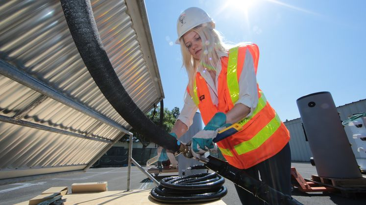 Solar Decathlon - Women in STEM