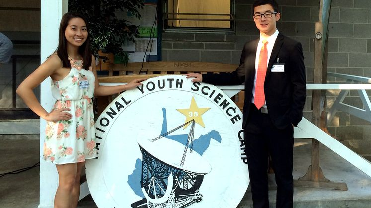Edison Scholars - Science Camp