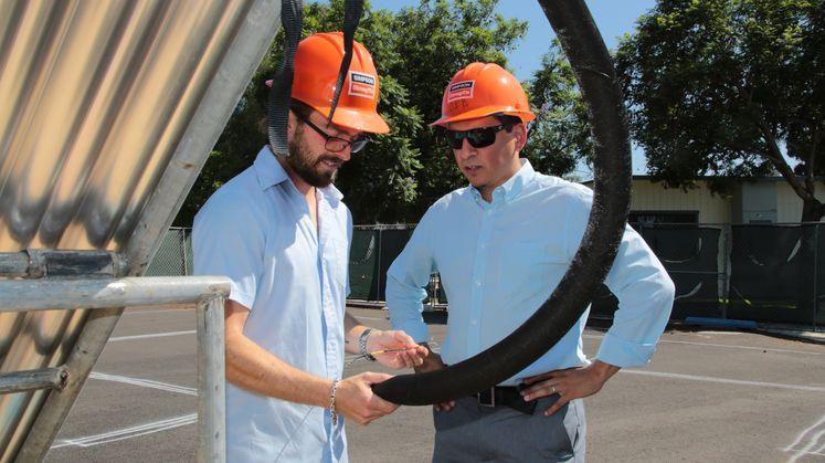 Solar Decathlon - Mentoring