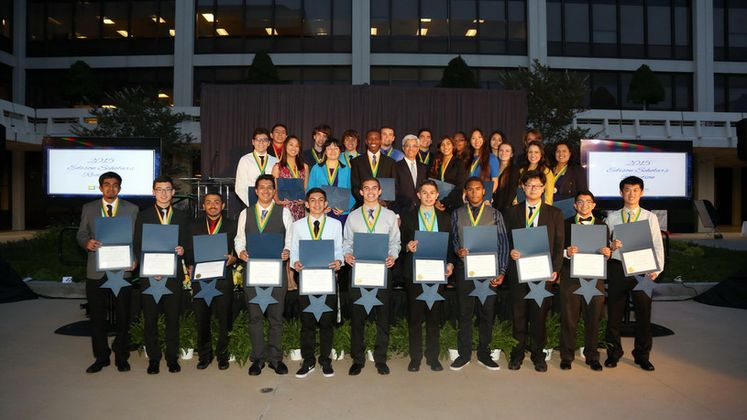 2015 Edison Scholars Reception