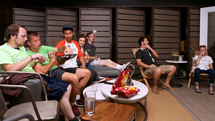 Solar Decathlon Movie Night