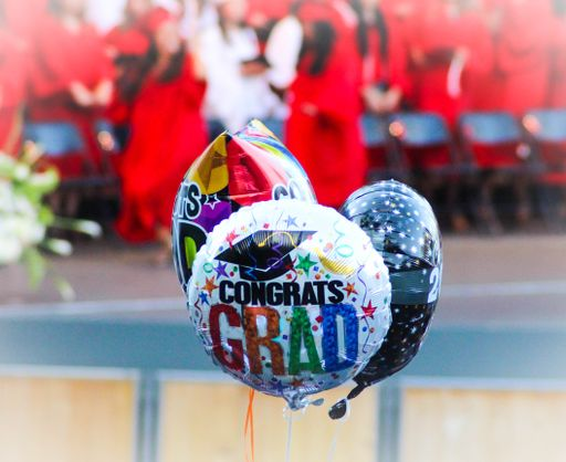 Metallic Balloon Safety - Father's Day and Graduations