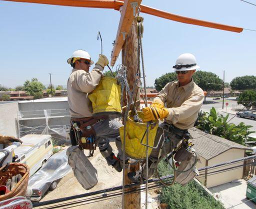 power pole safety