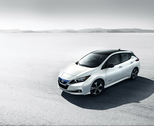 Nissan LEAF rebate 2020.