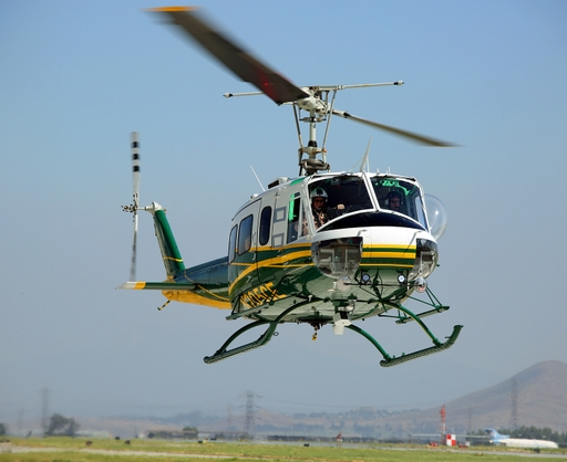 SCE Air Operations pilots have trained extensively to safely fly around electrical infrastructure.