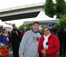OR Heart Walk Don and Nelly